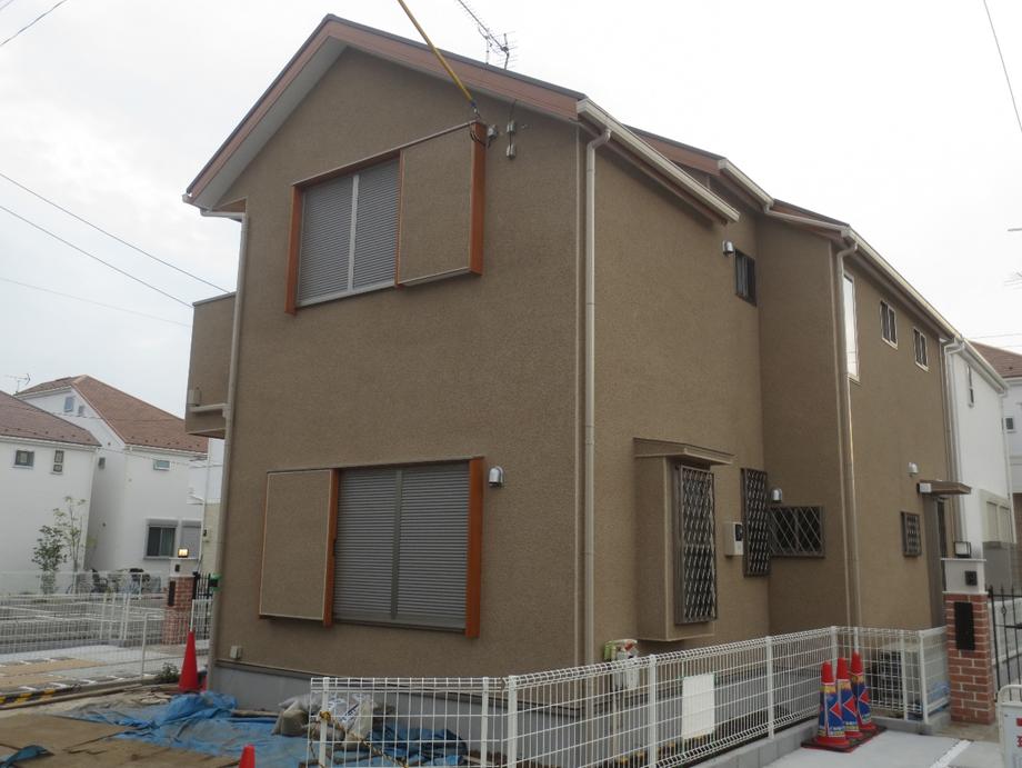 小金井市 無垢の家